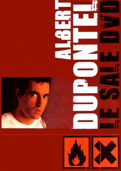 Albert Dupontel - Le Sâle DVD affiche